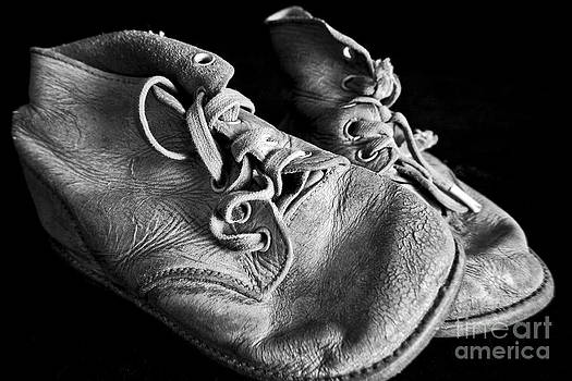 Baby Shoes by Pattie Calfy