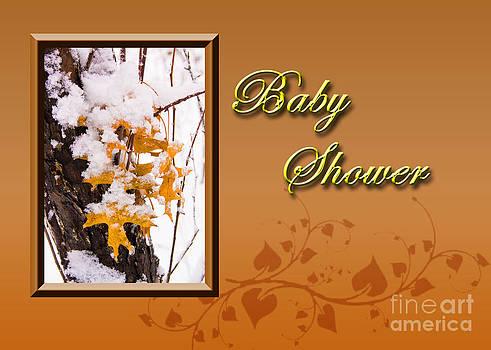 Jeanette K - Baby Shower Leaves