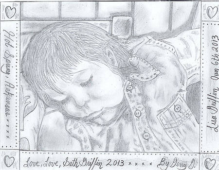 Baby Sleepy by Gerald Griffin