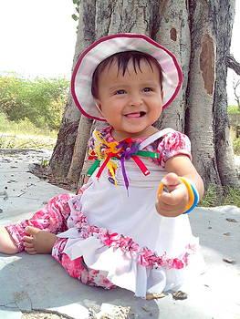 Baby Smile by Mohd shafik Khan