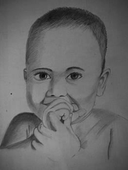 Baby  by Sri venkat- Spread Happiness