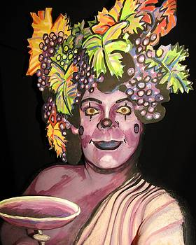 Bacchus Clown. by James Kuhn