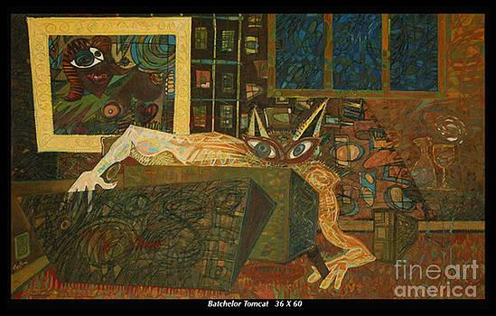 Bachelor Tomcat by Matthew Godbey