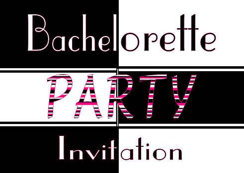 Donna Proctor - Bachelorette Party Invite
