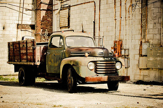 Back Alley Ford by Off The Beaten Path Photography - Andrew Alexander
