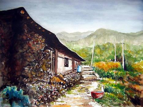 Back Home.. by Bryan Ahn