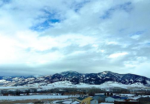 Back in Bozeman by M West