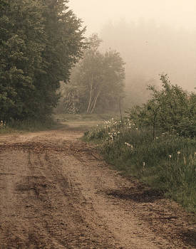 Back Road by Odd Jeppesen