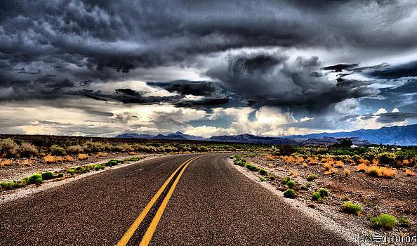 NM Backroad by Corvus Alyse