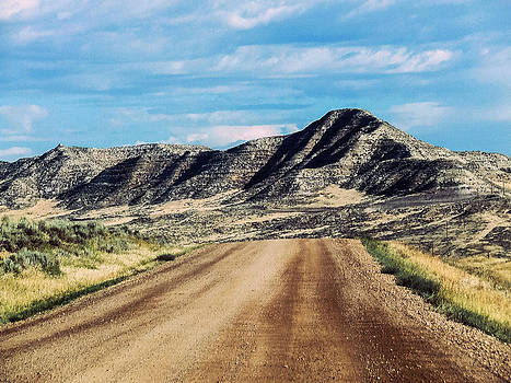 Joe Bledsoe - Backroads of Wyoming