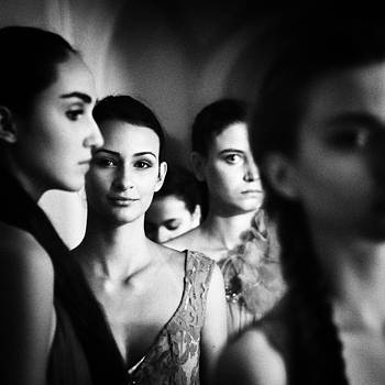 Backstage by Neil Buchan-Grant