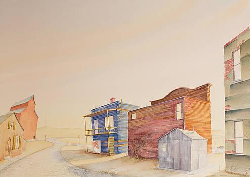 Backstreet Nebraska by Scott Kirby