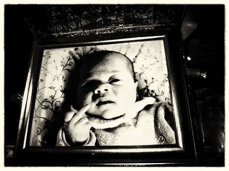 Bad Baby by Darren  Cornea