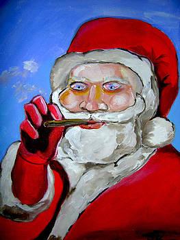 Bad Santa by Sidney Holmes