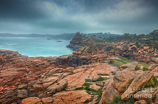 Bad weather in Brittany by Radu Razvan