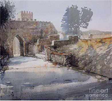 Badajoz Spain by Paez De Pruna