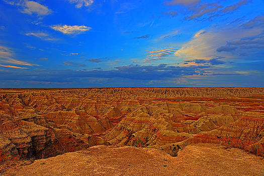 Badlands 25 by Jim Boardman
