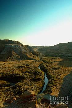 Badlands Coulee by Matthew Naiden