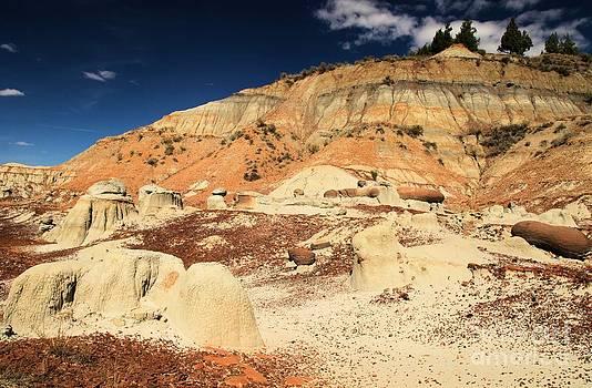 Adam Jewell - Badlands Mounds