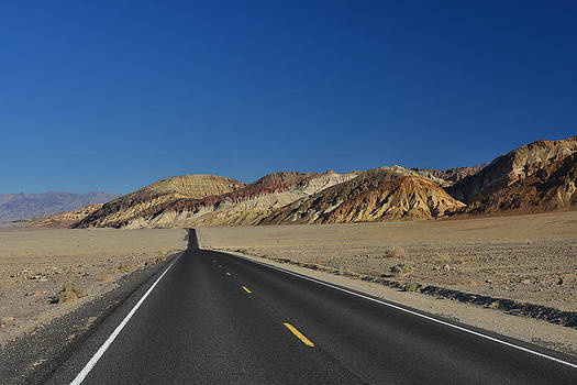 Dana Sohr - Badwater Road - Death Valley