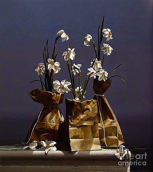 Larry Preston - BAGS OF NARCISSUS