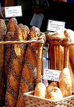 Baguettes by Mamie Gunning