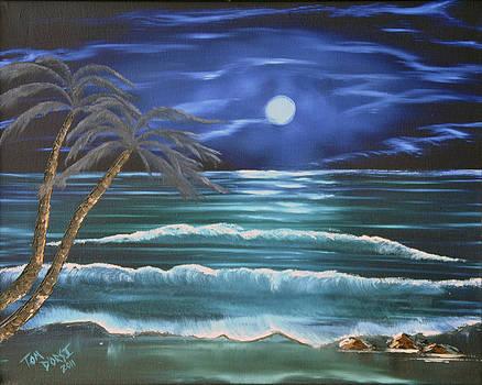 Bahama Blue by Thomas DOrsi
