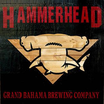 Bahamas Beer Sign by Ken Reardon