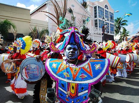 Ramunas Bruzas - Bahamian Carnival