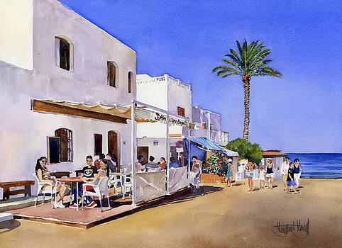 Bahia de Las Negras by Margaret Merry