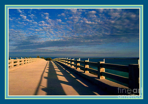 Susanne Van Hulst - Bahia Honda Bridge in the Florida Keys