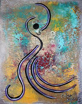 Bailando 1 by Artista Elisabet