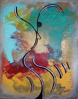 Bailando 2 by Artista Elisabet