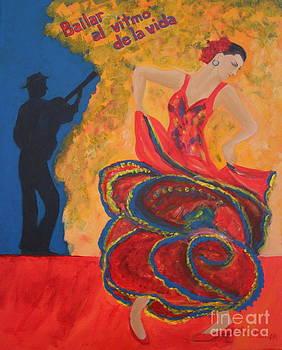 Bailar al vitmo de la vida by Lee Ann Newsom