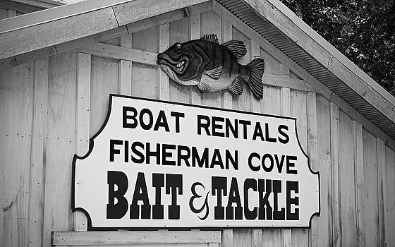 Bait N Tackle by Thomas Fouch