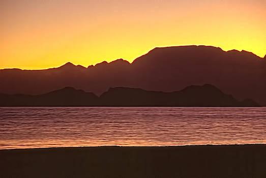 Matt Create - Baja Sunrise