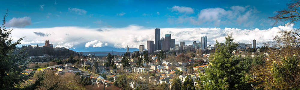 Baker View by Anthony J Wright