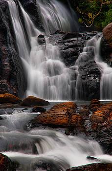 Jenny Rainbow - Bakers Fall V. Horton Plains National Park. Sri Lanka