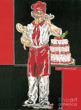 Bakery Chef by Barbara Black