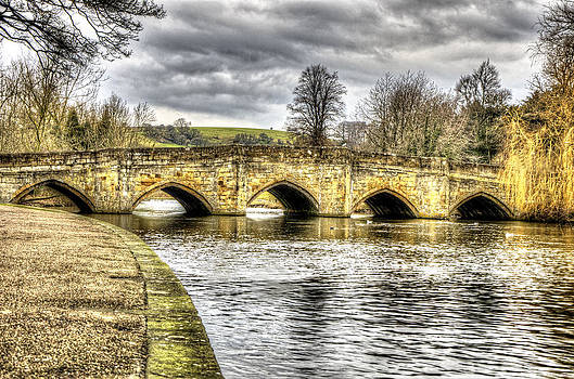 Bakewell Bridge by Nick Field