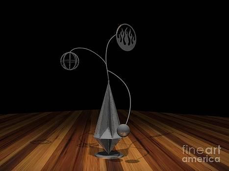 Peter Piatt - Balancing Flame V2