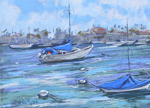 Balboa Afternoon by Patricia Rose Ford