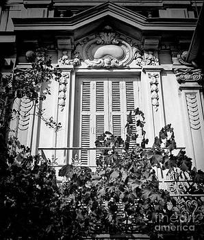 Balcony of Nice by Karen Lindale