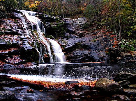 Matthew Winn - Bald Falls in Autumn II