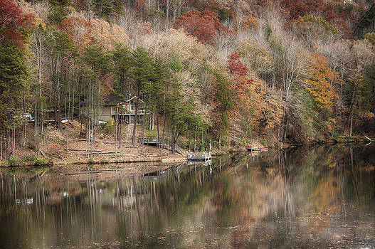 Bald Mountain Afternoon by Ben Shields