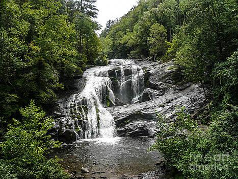 Jaclyn Hughes Fine Art - Bald River Falls