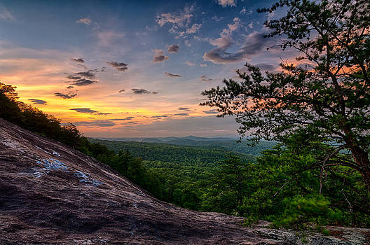 Bald Rock Sunrise by Dustin Ahrens