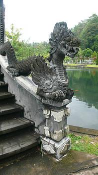 Bali dragon  by Jack Edson Adams