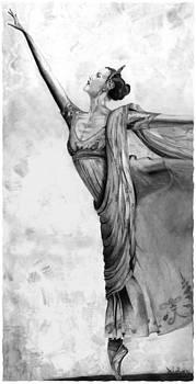 Ballerina by Doug LaRue