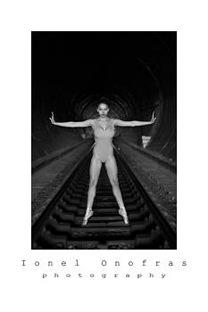 Ballerina girl 13 by Ionel Onofras